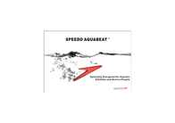 Speedo aquabeat 1gb User Guide