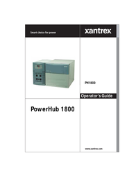 Xantrex PH1800 User Manual