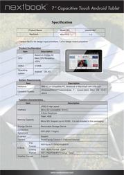 Nextbook Next7 0847275000386 User Manual