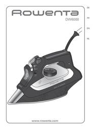 Rowenta DW6010 Data Sheet