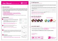 G-Cube GSE-17S Leaflet
