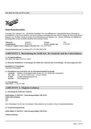 Meguiars 650198 198 g 650198 Data Sheet