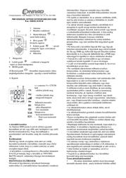 DeTeWe Outdoor 8000 Quad Case 208048 Data Sheet