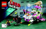 Lego Movie THE 70804 EISCREMEWAGEN 6061113 Data Sheet