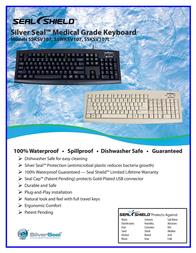 Seal Shield SILVER SEAL SSKSV108PT Leaflet