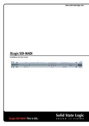 Solid State Logic AMETRIX 1266 User Manual