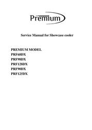 Premium PRF90DX Service Manual