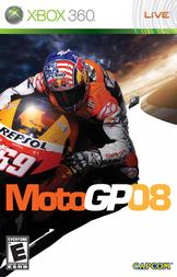 Capcom Xbox360 MotoGP08 User Manual