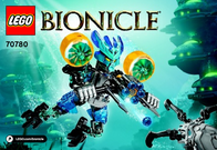 Lego Bionicle LEGO® BIONICLE 70780 HÜTER DES WASSERS 70780 Data Sheet
