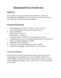 Konstsmide 7342-300 Leaflet