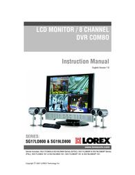 Lorex Technology SG19LD800 Series User Guide