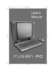 WinBook fusionpc User Manual