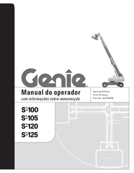 Genie S-105 User Manual