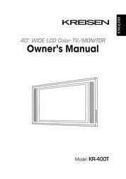 Kreisen KR-400T User Manual