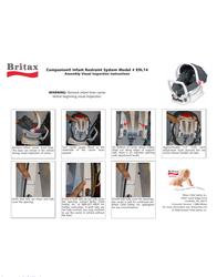 Britax COMPANION E9L14 User Manual