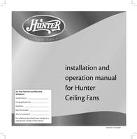 Hunter Sea Air 23568 User Manual