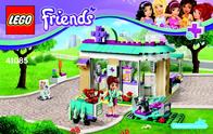 Lego Friends LEGO® FRIENDS 41085 TIERPFLEGE KLINIK 41085 Data Sheet