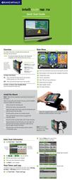 Rand McNally tnd-710 Quick Setup Guide