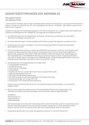 Ansmann Basic 5 Plus 5207303 Information Guide