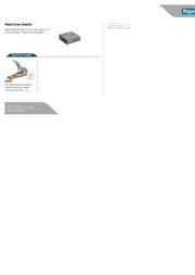 Rapid Duax Staples 21808300 Leaflet