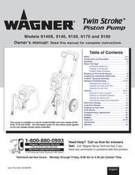Wagner SprayTech 9140S User Manual