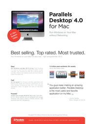 EZQuest Desktop 4.0 Leaflet