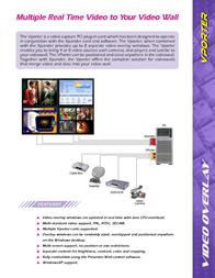 Smart-AVI VPorter AP-VP04 Leaflet