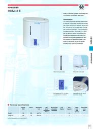 Soler & Palau HUMI-3 E Leaflet