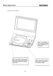Astar pd-8800 Quick Setup Guide
