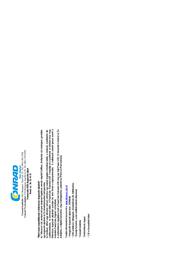 Segula Powercube Extended USB 50455 Data Sheet