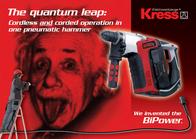 Kress 360 BPS Bipower 360 BPS User Manual