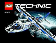 Lego Technic 42025 FRACHTFLUGZEUG 42025 Data Sheet