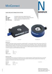 Novoflex MC-PROFI Leaflet