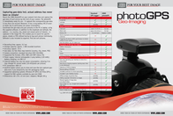 JOBO Geo-Imaging PhotoGPS Camera Leaflet