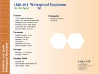 Lavod LAE-001 Leaflet