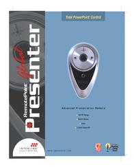 Interlink Global VP4350 Leaflet