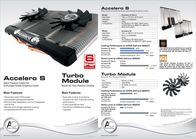 Arctic Cooling Accelero S2 DC-S2-AC-01 Leaflet