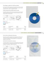 SEI Rota Selsti CD Strip 400130 Leaflet