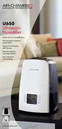 AIR-O-SWISS U650 Leaflet
