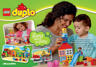 Lego Duplo LEGO® DUPLO® 10587 CAFÉ 10587 Data Sheet