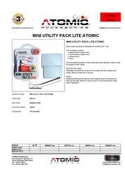 Atomic Accessories DSA.58 Leaflet