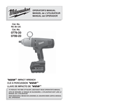 Snapper - Agco Impact Driver 0799-20 User Manual