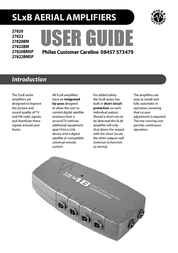 Philex SLxB User Manual