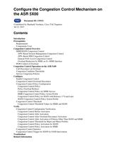 Cisco Cisco ASR 5500 Technical Manual