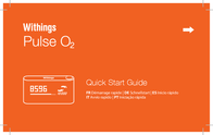 Withings Pulse O2 Quick Setup Guide