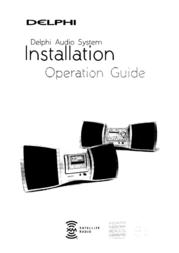 Delphi SA10201 User Manual