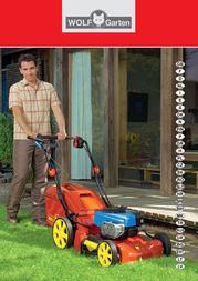 WOLF-Garten Select 4600 11A-TOJD650 User Manual