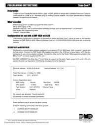 DMP Electronics Inc. Network Router LT-0424 User Manual