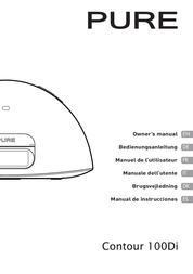 Pure Acoustics Contour 100Di User Manual
