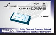 Lanzar OPTI Drive OPTIX3B User Manual